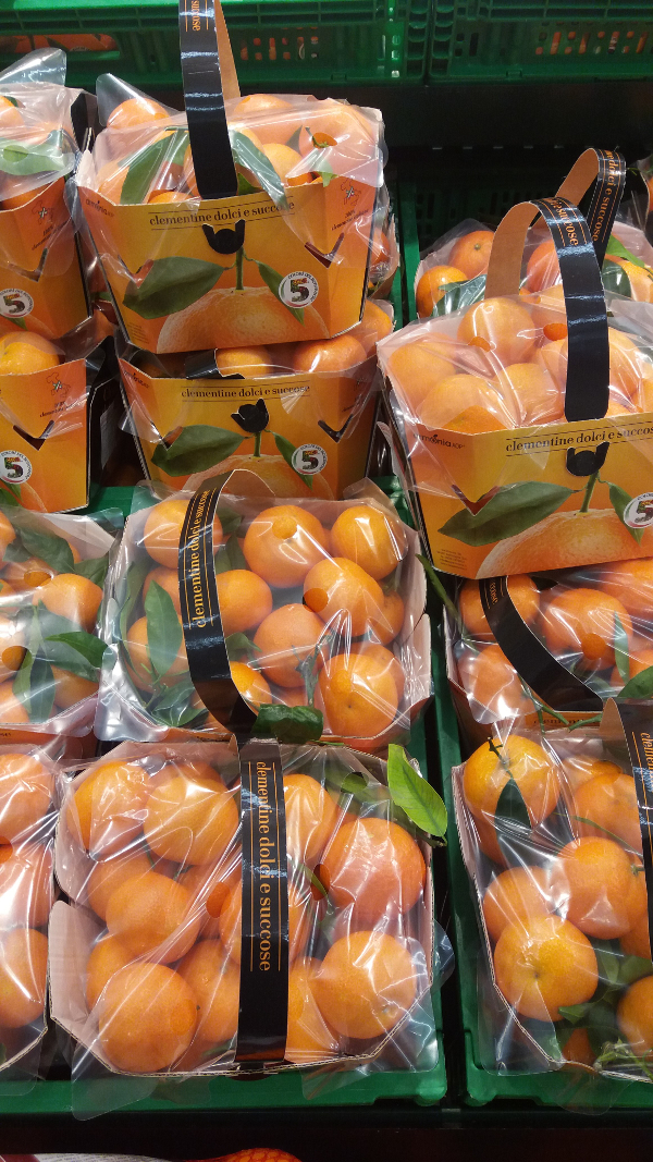 Clementine AOP Armonia