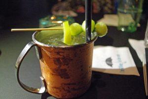 Moscow Mule e la mug in rame